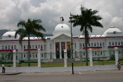 Haiti - Palace