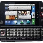 Motorola CLIQ with MOTOBLUR – Android Phone