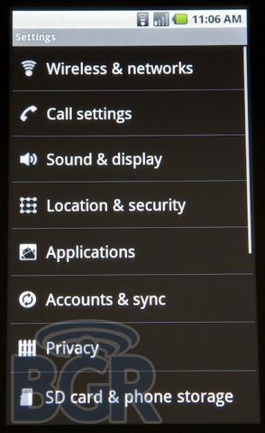 Android 2.0 Screenshot - settings - BGR