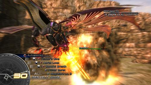 Final Fantasy XIII - Gameplay