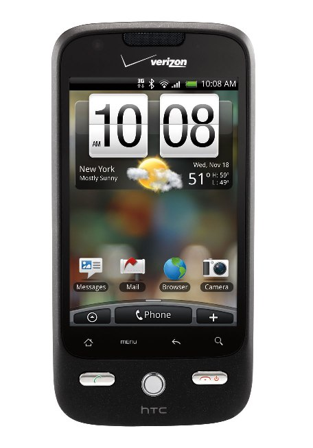 DROID Eris by HTC for Verizon