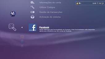 PS3 Update Rumor - Facebook Integration