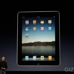 Apple iPad it's official