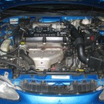 1995 Eclipse – Intake Install