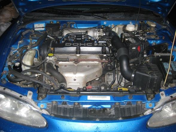 1995 Mitsubishi Eclipse GS - Stock Intake