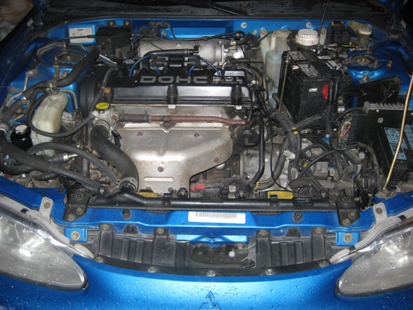1995 Mitsubishi Eclipse GS - No Intake