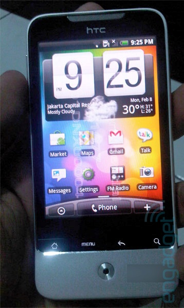 HTC Legend - Android Phone
