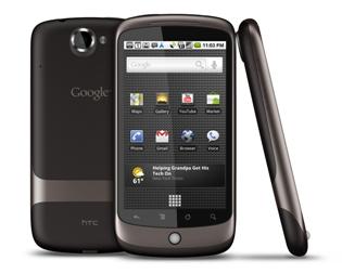 Nexus One - Android Phone