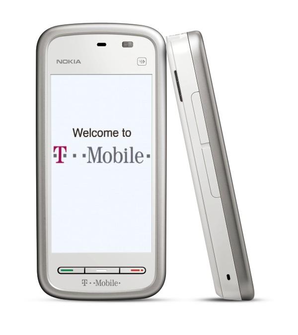 Nokia 5230 Nuron - T-Mobile