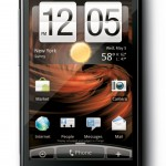 DROID Incredible by HTC - Verizon - Android Phone - Front View