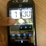 myTouch Slide – Android 2.1 and HTC Sense