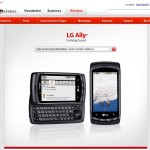 LG Ally – Coming Soon to Verizon