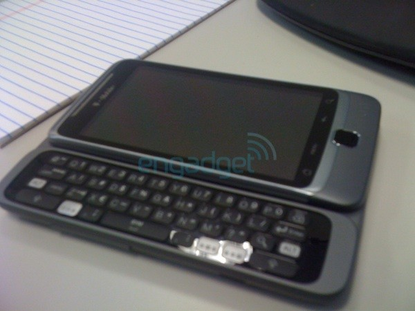 T-Mobile G2 - engadget