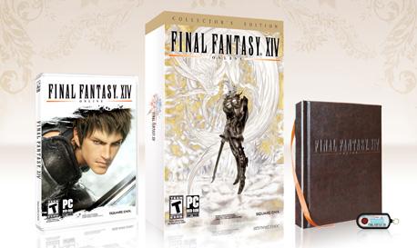 FFXIV Collectors Edition PC