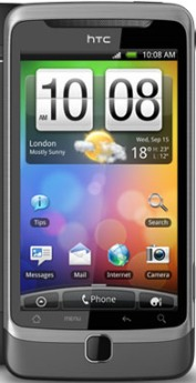 HTC Desire Z - Android Phone