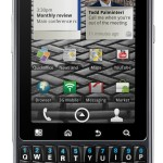 DROID PRO - Verizon - Android Phone - Front View