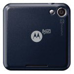 Motorola FLIPOUT - AT&T - Android Phone - Back View